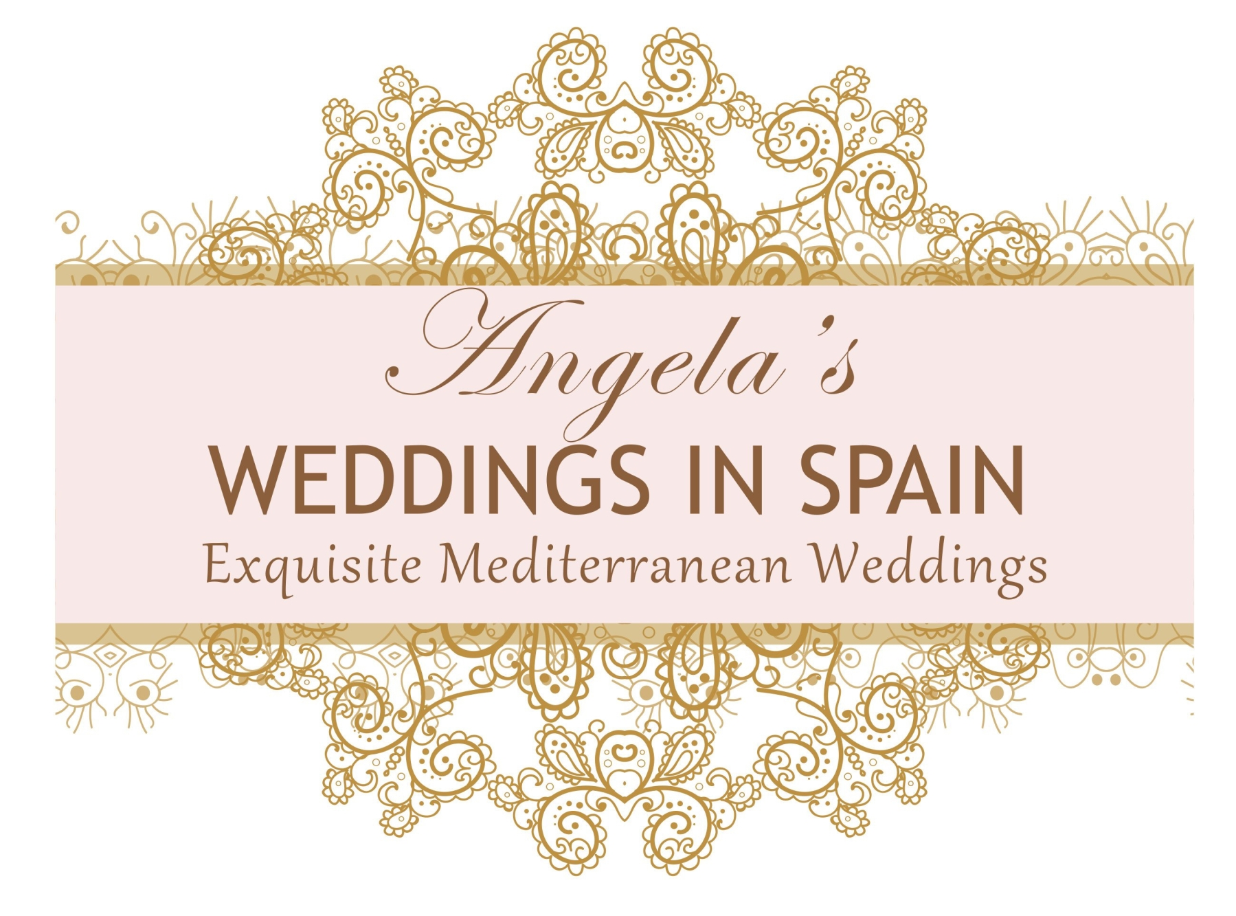 Weddings in Spain, Exquisite Mediterranean Weddings, Logo