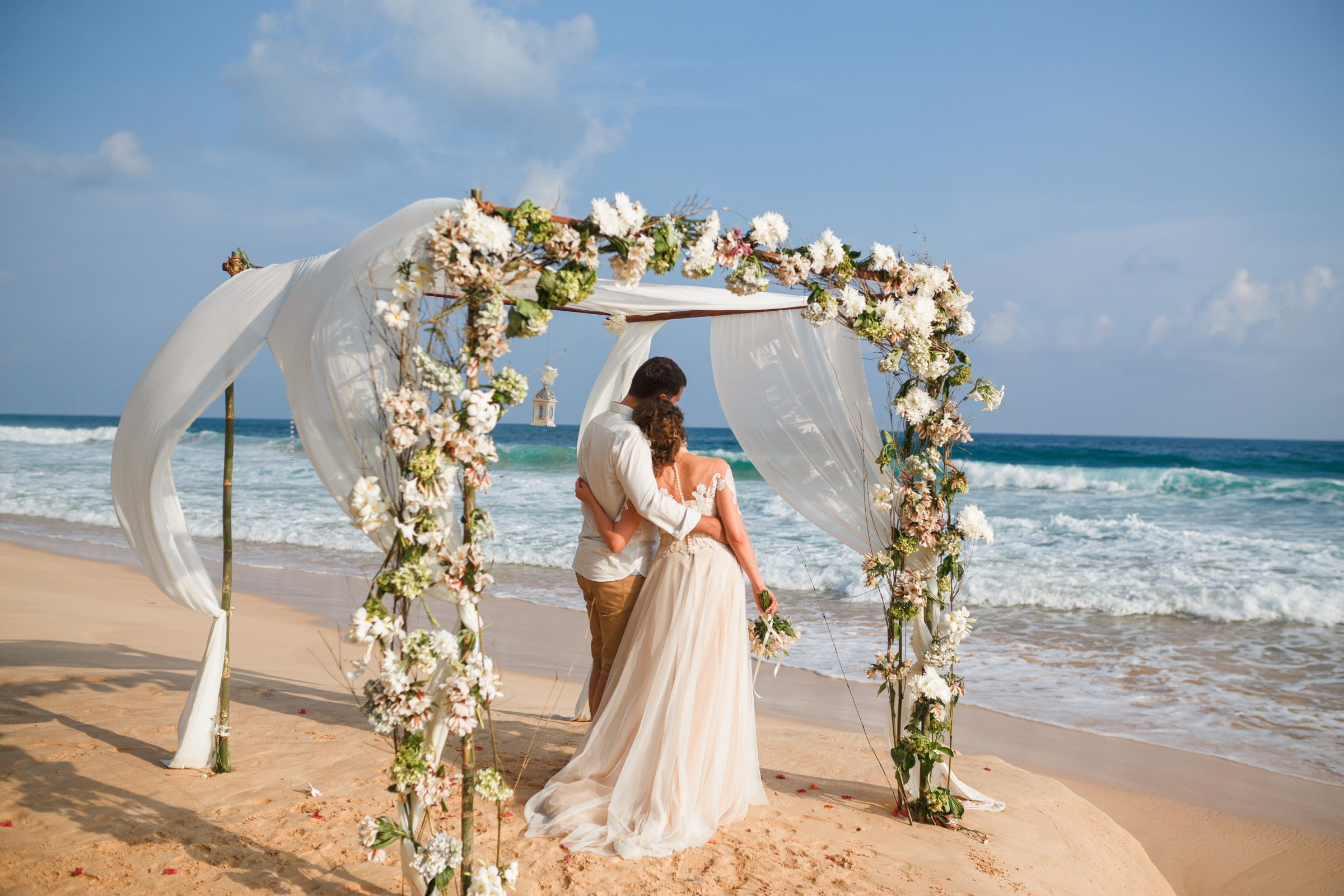 Beach Weddings in Spain